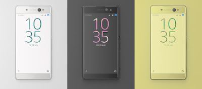 Sony Xperia XA Ultra Colours