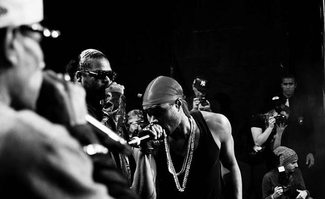 Show do grupo americano Bone Thugs N' Harmony em SP