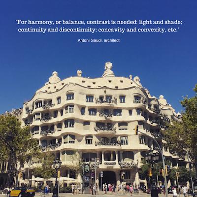La Pedrera (Casa Mila), Barcelona