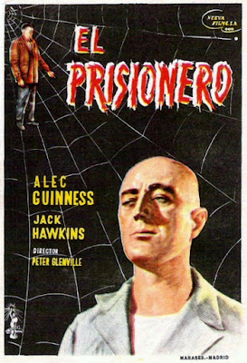 The Prisoner - Foriegn Film Poster