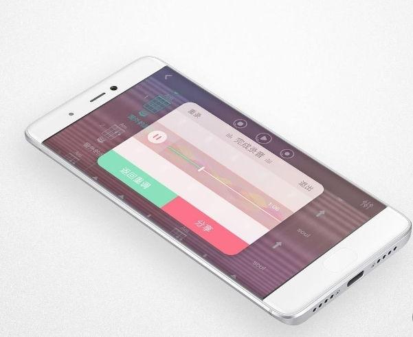 Tampilan Aplikasi Xiaomi Populele
