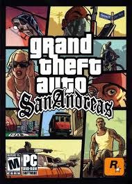 Download Game GTA San Andreas Android Apk Plus Data