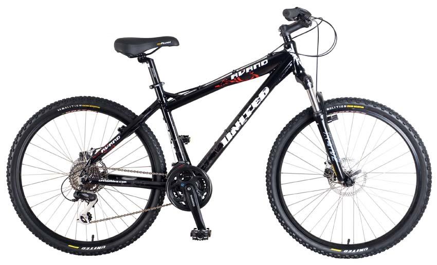 DAMAI SepedaKU: UNITED MTB 26' Avand