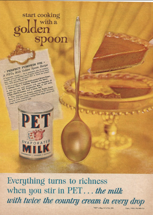 How To Cook For Thanksgiving Vintage Ads Tell Us