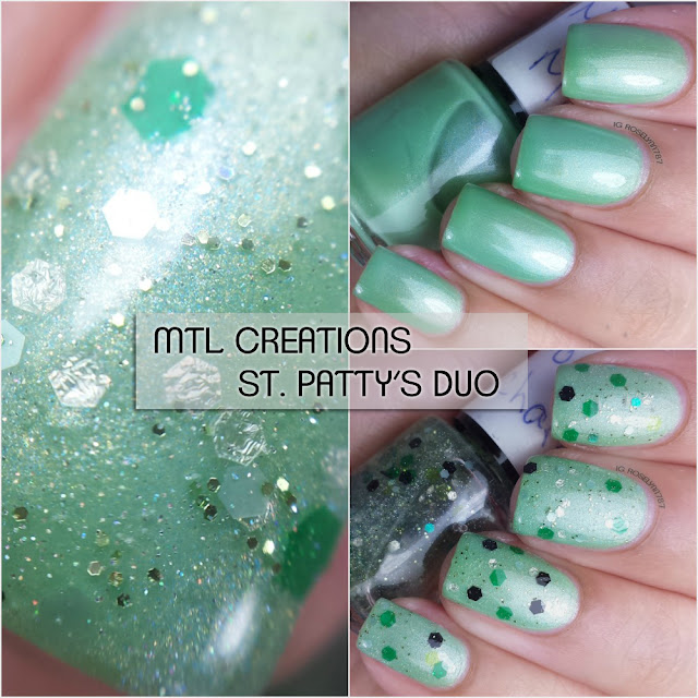 MTL Creations - St. Patty's Duo