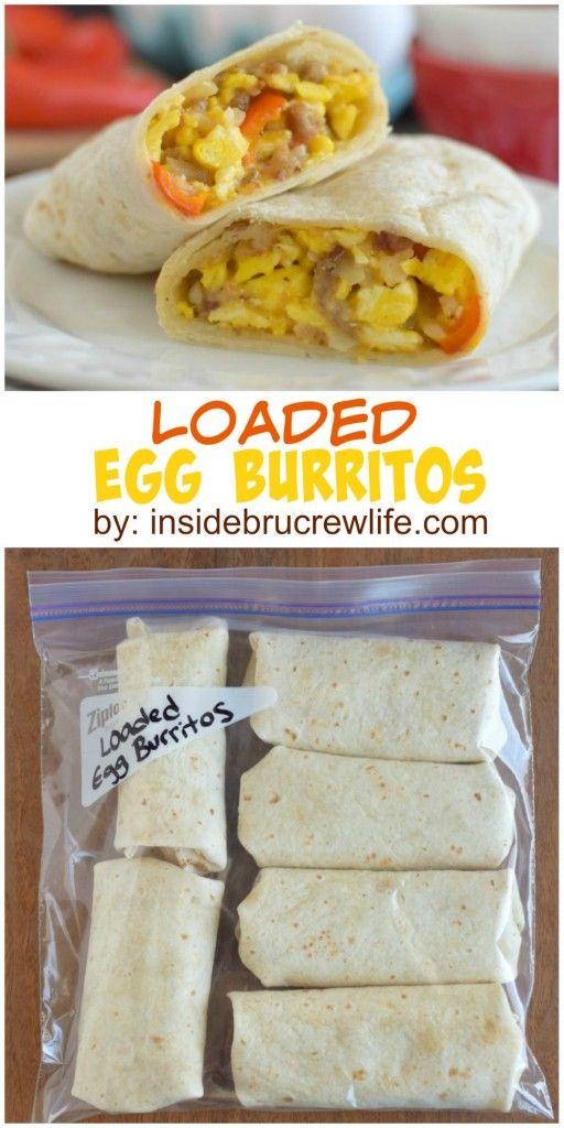 LOADED EGG BURRITOS #loadedegg #egg #eggrecipes #burritos #eggburritos #buritosrecipes #breakfastrecipes