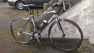 Stolen Bicycle - Giant Defy