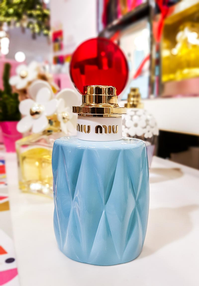 Miu Miu Eau de Parfum Spray - Perfume Review