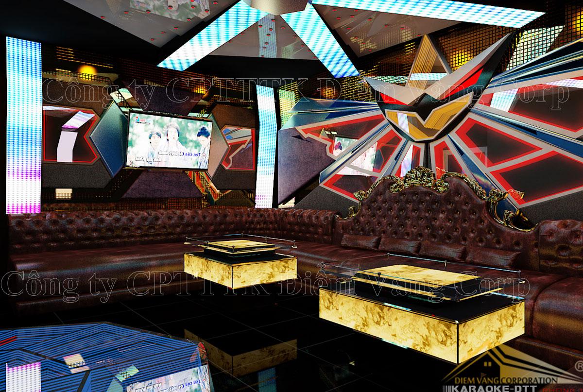 Thiết kế phòng karaoke 3D Ảnh Full chất lượng cao 41