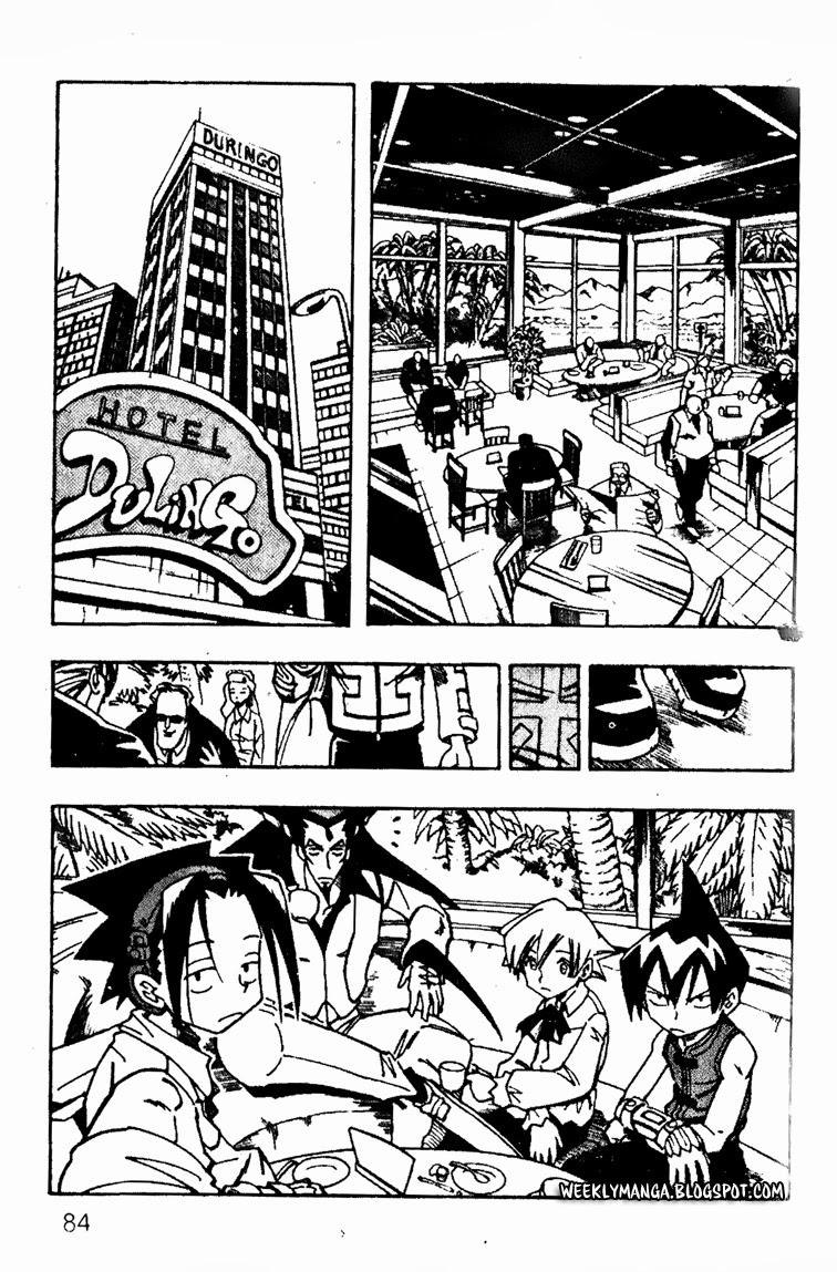 Shaman King [Vua pháp thuật] chap 95 trang 2