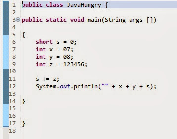 basic collection programs in java
