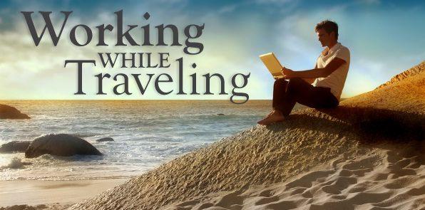 Traveling Sambil Bekerja