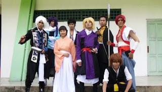 Hachi, cosplay, hobi, portal, positif
