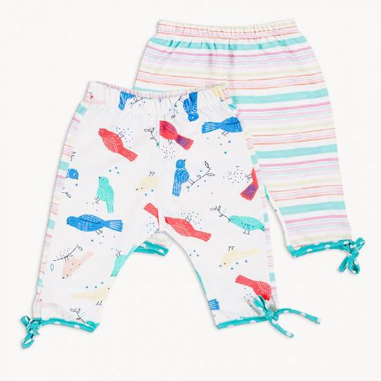 Pantalones de bebes primavera verano 2018.