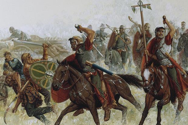 Μονόδρομος η διάσπαση σε «Ρωμαίους» και «Βαρβάρους»