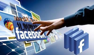 Tìm kiếm khách hàng trên internet cho dịch vụ vận chuyển hàng hóa qua MXH Facebook