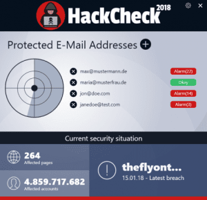 Abelssoft HackCheck 2018 1.02.20 Full Version