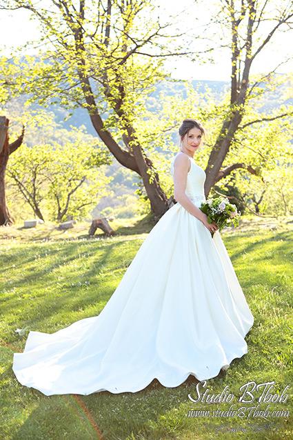 Photos mariée robe