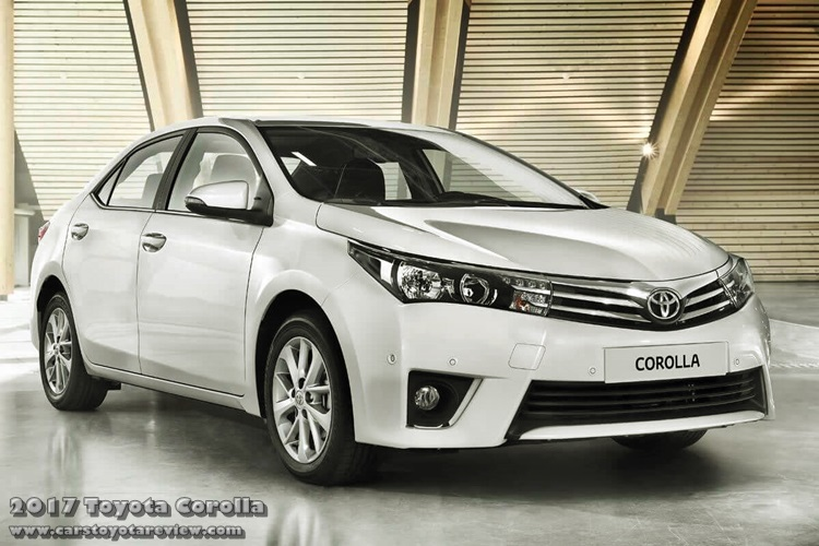 Toyota Corolla 2017 Automatic Review