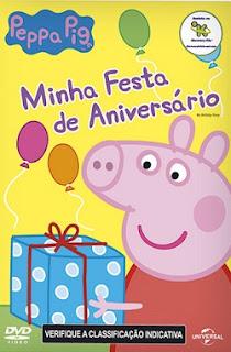 Assistir Peppa Pig: Minha Festa de Aniversário – (Dublado) – Online 2015