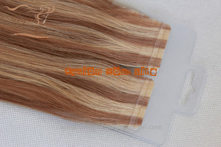 50cm tape hair extensions factory price