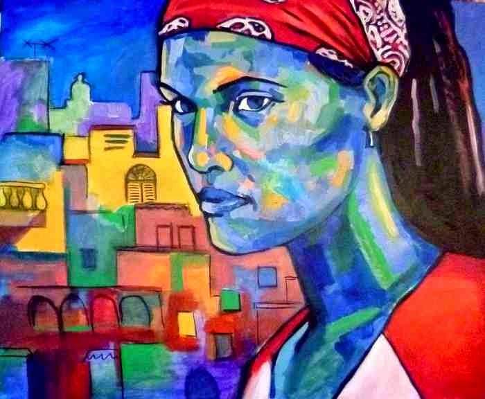 Жизненная сила цвета. Fernando Toledo