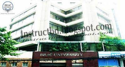 BRAC University admission information
