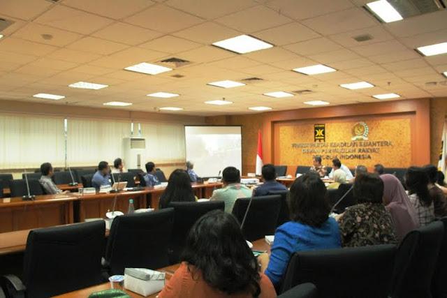 FPKS DPR RI Advokasi Kasus Warga Green Pramuka City