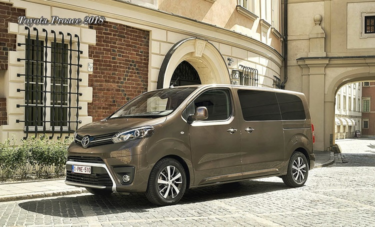 2018 Toyota Proace Review Price, Design And Features