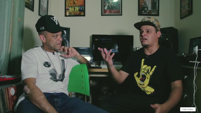 O DJ e produtor Nato PK em entrevista para o Kl jay, fala da sensação do Chuck D (Public Enemy) gravar em um beat seu.