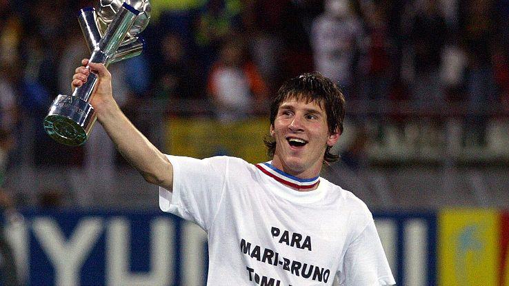 ميسي 2005 كأس العالم للشباب