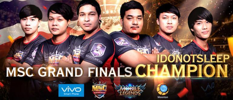 5 Squad Mobile Legends Terkuat Di Dunia, Nomor 5 Dari Indonesia