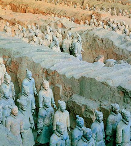 china terracota xianyang