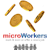 Earn Online Money With Microworker