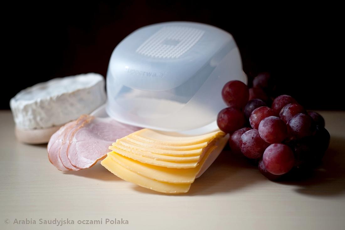 Przechowywanie serów