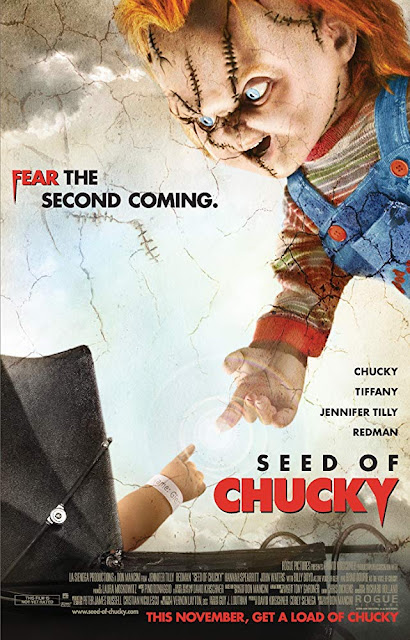 Il figlio di Chucky (2004): We're a happy family (me, mom and daddy)