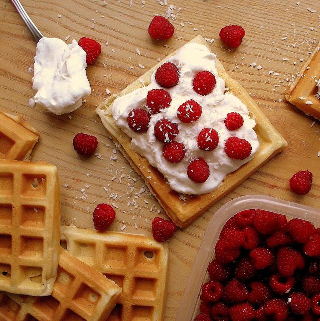 Gofry / Waffles