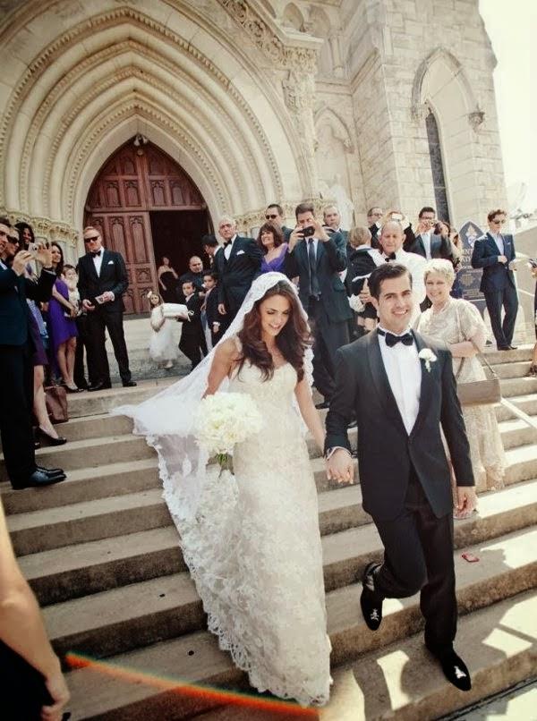 Weddings Abito Di Pizzo Monique Lhullier Cool Chic