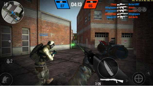 Bullet Force Mod Apk Unlimited Money