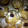 Holiday Probiotic Banana Cranberry Brulee Muffins or Bread Gluten Free