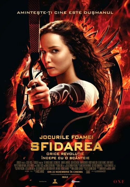 The Hunger Games: Catching Fire (Film 2013) - Jocurile foamei: Sfidarea