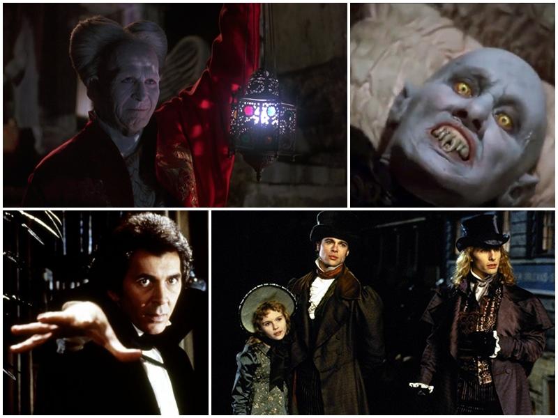 Sevdiğim Vampir Filmleri çocukluğa Yolculuk
