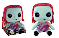 Funko Mega Pop! Plush: The Nightmare Before Christmas Sally