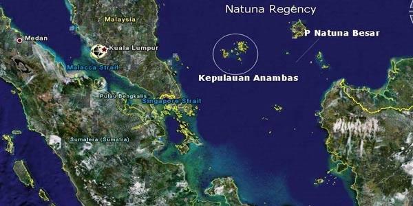 Setujukah anda dengan ini ? Komisi I DPR Republik Indonesia : TNI Akan Bangun Pangkalan Militer di Natuna - Commando