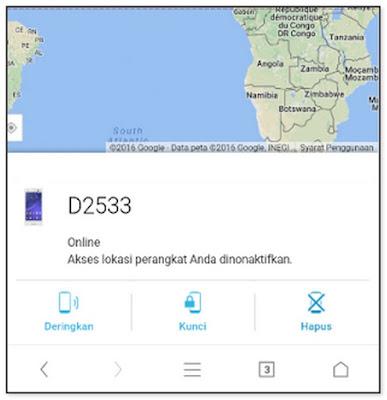 Aplikasi Pengelola Perangkat Android