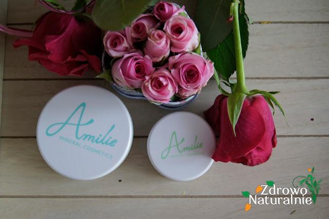 Poczuj się piękna z kosmetykami mineralnymi marki Amilie