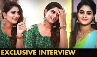 Actress Shivani Narayanan Interview | Pagal Nilavu SerialSneha