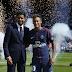 RESMI: Neymar Diperkenalkan di Hadapan Publik Parc des Princes