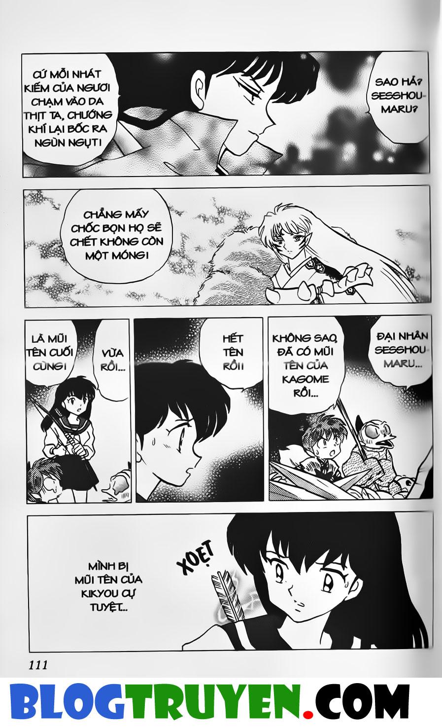 Inuyasha vol 33.6 trang 16
