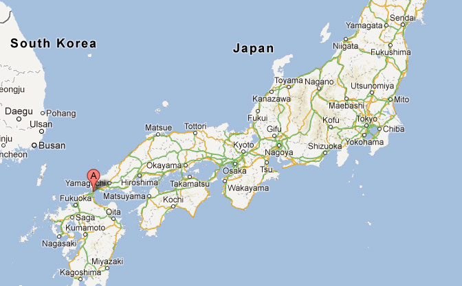 Kokura Japan Map.Go Away Sam Japan Feb 2012 Day 15 Mojiko Then Fukuoka Back